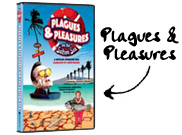 plagues and pleasures dvd